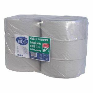 Trend midi toalettpapír natúr 1rtg M9 D23 294m 1470lap rec 6tek/gyűjtő