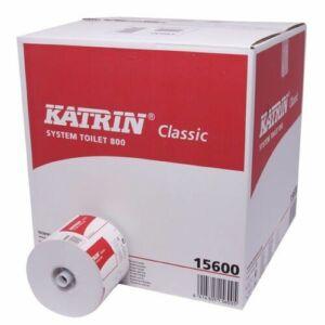 Katrin classic system kistekercses toalettpapír 2rtg M10 D13,5 800lap 100m 36tek/gyűjtő