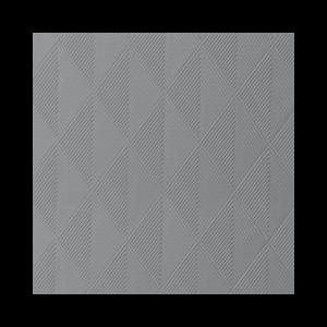 Duni Elegance szalvéta Crystal granite grey 40x40cm 6x40db/gyűjtő