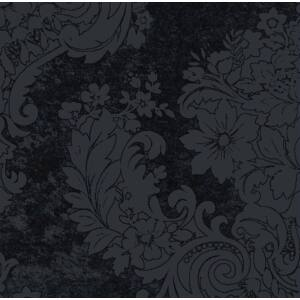 Dunilin szalvéta Royal black 40x40cm 12x45db/gyűjtő