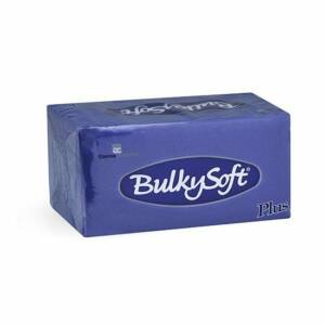 BulkySoft rainbow plus szalvéta kék 2rtg 38x38cm 1/8 20x40db/gyűjtő