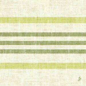 Duni classic szalvéta Raya kiwi 4 rétegű 40x40cm 6x50db/gyűjtő