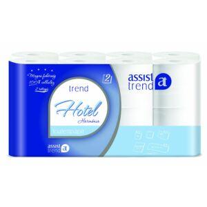 Trend Hotel Harmónia 16 kistekercses toalettpapír 2rtg M9,5 D10,8 20,70m 180lap cell 4x16tek/gyűjtő