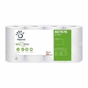 Papernet Boitech Superior kistekercses toalettpapír 2rtg M9,6 D10,3 250lap 28,75m fehérített 8tek/gyűjtő
