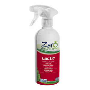 Sutter Zero Lactic általános tisztító fertőtlenítőszer 500ml 12db/gyűjtő