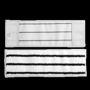 VDM zsebes mikroszálas mop csíkos 43x14 cm