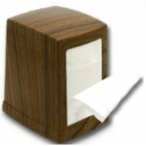 Easy fagyi szalvéta adagoló, ABS fa hatású