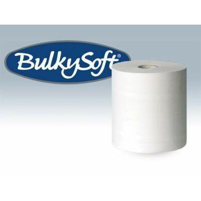BulkySoft airlaid ipari törlőpapír 1rtg M24 D27,7 342lap 130m 2tek/gyűjtő