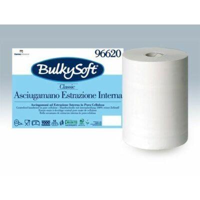 BulkySoft classic belsőmagos ipari törlőpapír 2rtg M20 D12 158lap 60m cell 12tek/gyűjtő