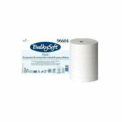 BulkySoft classic belsőmagos ipari törlőpapír 1rtg M22 D19 857lap 300m cell 6tek/gyűjtő