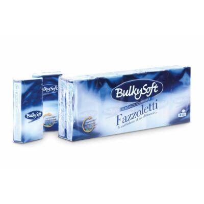 BulkySoft papírzsebkendő 4rtg cell 24x(10x9)db/gyűjtő