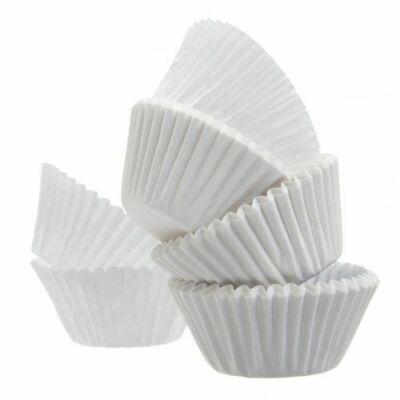Muffinpapír fehér 10x100db/gyűjtő
