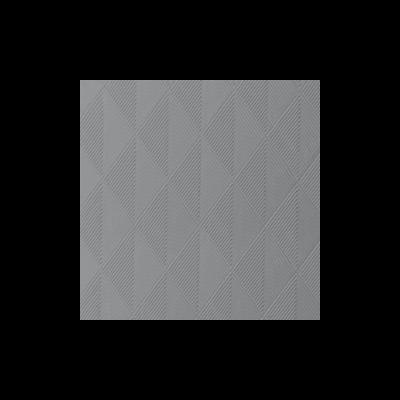 Duni Elegance szalvéta Crystal granite grey 48x48cm 6x40db/gyűjtő