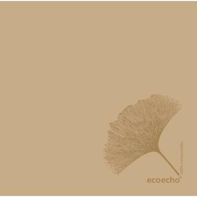 Dunisoft szalvéta Organic 40x40cm 12x60db/gyűjtő