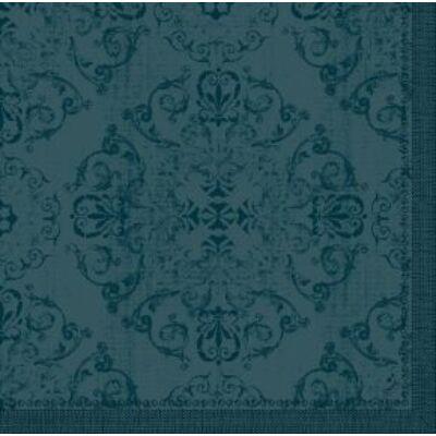 Dunilin szalvéta Opulent Ocean Teal 40x40cm 12x45db/gyűjtő