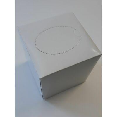 Verytis cube neautrális kozmetikai kendő 2rtg 45x90db/gyűjtő