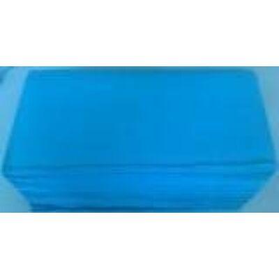 Hajtogatott kéztörlő kék, 1 réteg, V 200 lap,