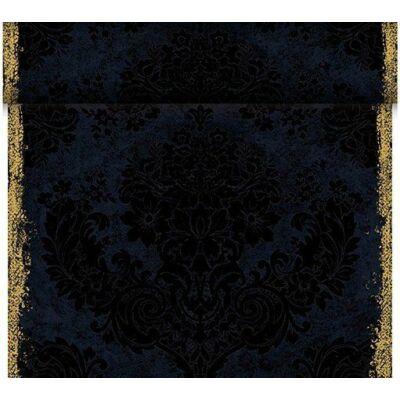 Dunicel Téte-a-Téte asztali futó Royal black 0,4x24m 4tek/gyűjtő