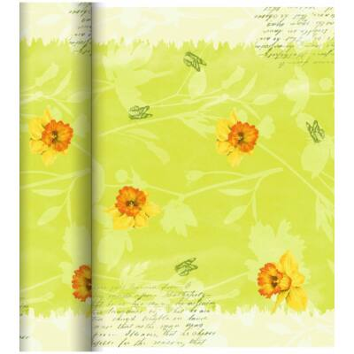 Dunicel Téte-a-Téte asztali futó Spring flowers 0,4x24m 4tek/gyűjtő