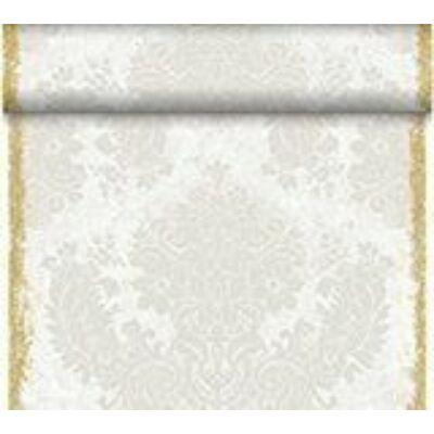 Dunicel Téte-a-Téte asztali futó Royal white 0,4x24m 4tek/gyűjtő
