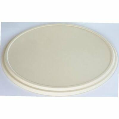 Duni Ecoecho Bagasse pizzabox tető barna 3x55db/gyűjtő