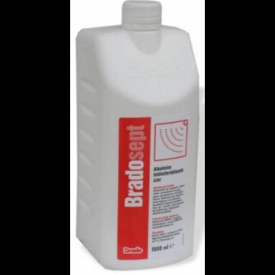 Bradosept alkoholos felületfertőtlenítő szer 1L