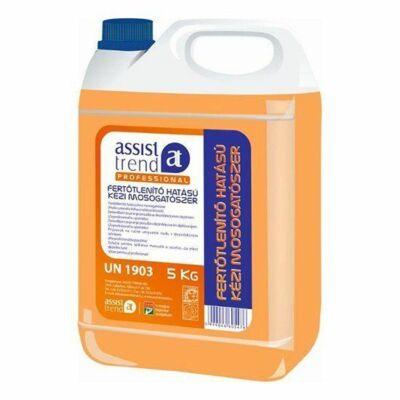 Assist-Professional Fertőtlenítő hatású kézi mosogató 5l