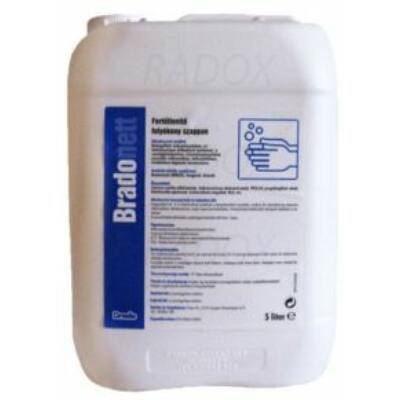 Bradonett fertőtlenítős folyékony szappan 5L