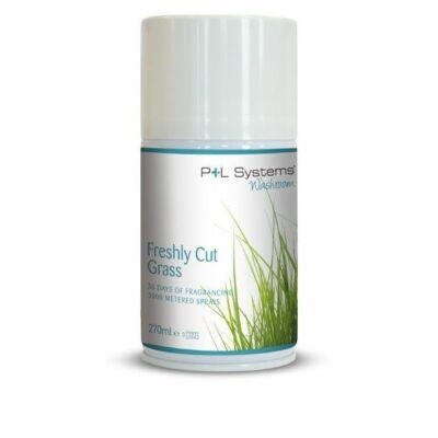 P+L automata légfrissítő utántöltő freshly cut grass 270ml 12db/gyűjtő