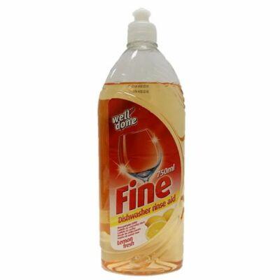 Fine mosogatógép öblítő, 750 ml