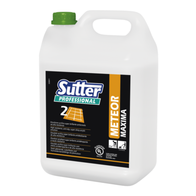 Sutter Meteor Maxima padlóbevonószer 5kg 4kanna/gyűjtő