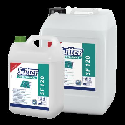 Sutter SF 120 általános tiszítószer 5kg 4kanna/gyűjtő