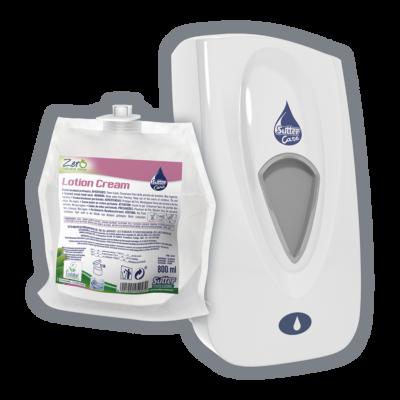 Sutter Zero Lotion Cream folyékony szappan 800ml 6db/gyűjtő