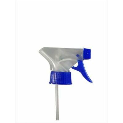 Szórófej Trend Quality termékekhez 28/410 274mm karos fehér/kék