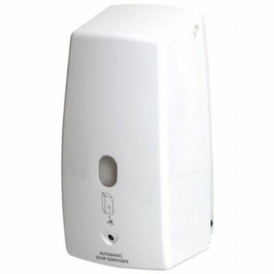 Bisk elektromos folyékony szappan adagoló, ABS, fehér, 500ml