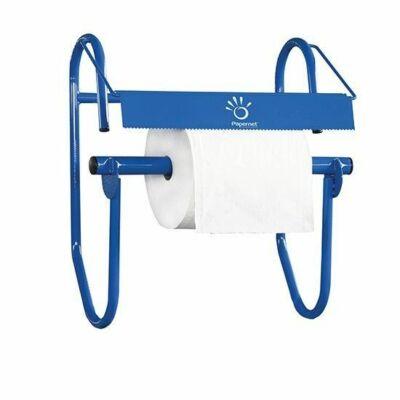 Papernet Fali adagoló ipari törlőkhöz kék