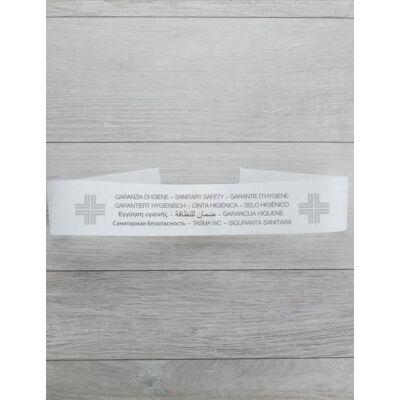 GFL No Logo Higiéniai steril papírcsík 5x55cm 2000db/gyűjtő
