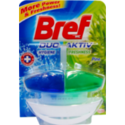 Bref Duo Aktív WC gél 50 ml