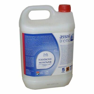 Trend Quality Folyékony mosószer fehér ruhához 5l