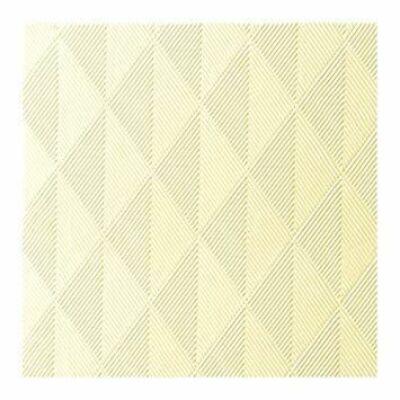 Duni Elegance szalvéta Crystal cream 40x40cm 6x40db/gyűjtő