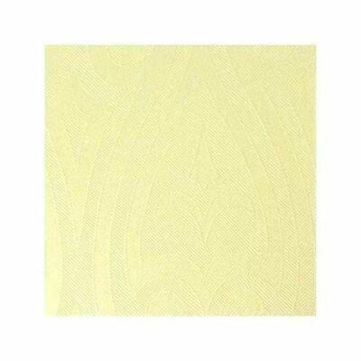Duni Elegance szalvéta Lily cream 40x40cm 6x40db/gyűjtő