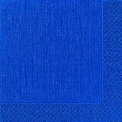 Duni szalvéta Dark blue 4rtg 40x40cm 6x50db/gyűjtő