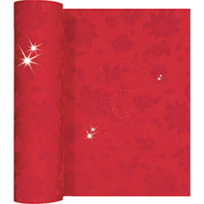 Dunicel Sensia Téte-a-Téte asztali futó Brilliance red 0,45x24m 4tek/gyűjtő