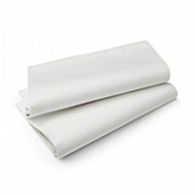 Duni Evolin asztalterítő fehér 127x220cm 1x25db/gyűjtő