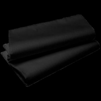 Duni Evolin asztalterítő fekete 127x180cm 1x25db/gyűjtő