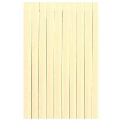 Dunicel asztalszoknya krém 0,72x4m 5x1db/gyűjtő
