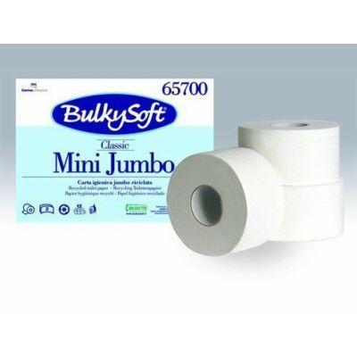 BulkySoft classic mini jumbo toalettpapír 2rtg M9 D19 145m rec 12tek/gyűjtő