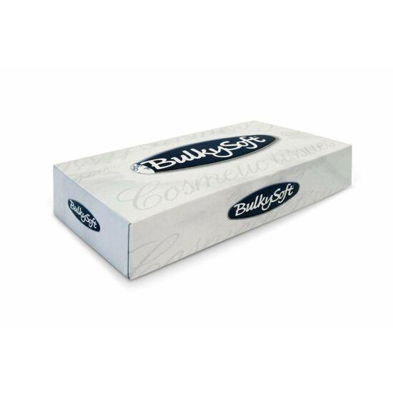 BulkySoft kozmetikai kendő 2rtg 21x21cm 40x100db/gyűjtő