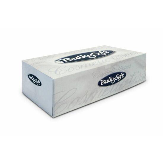BulkySoft kozmetikai kendő 2rtg 21x21cm 25x150db/gyűjtő