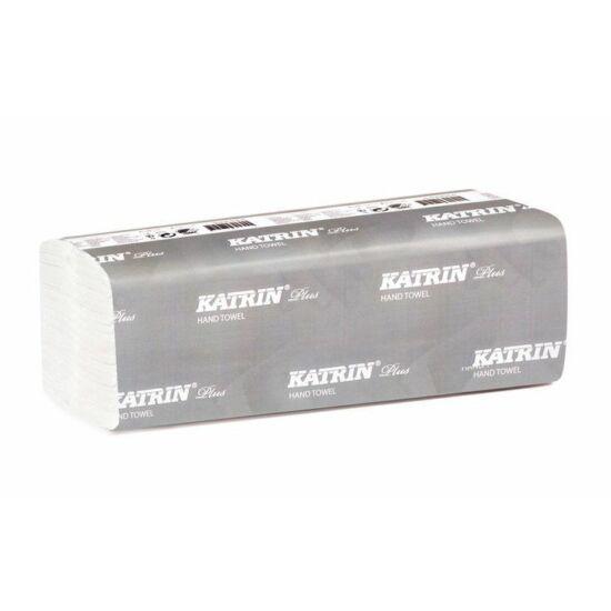 Katrin Plus Z hajtogatott kéztörlő, 21*150, 2 réteg, super fehér
